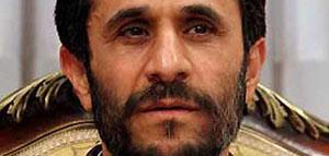 Iran's Ahmadinejad