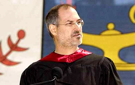 Steve Jobs commencement speech Stanford University 2005
