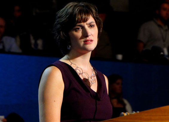 Sandra Fluke became famous for being infamu