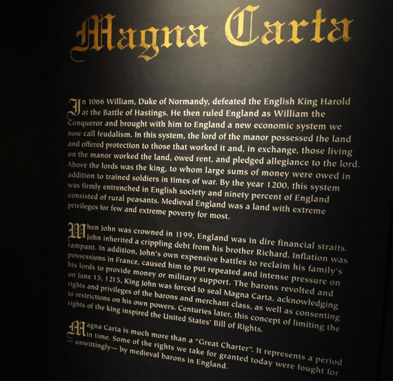 magna carta NewscastMedia.com Joseph Earnest