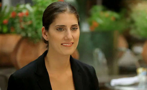 zeina awad tv host of fault lines